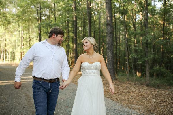 Kimberly Melton Wedding