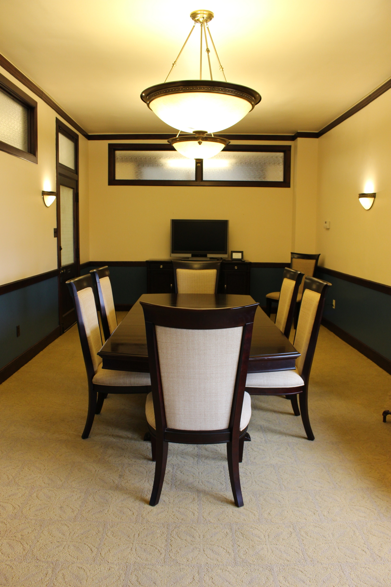 The Holland Building Conference Room