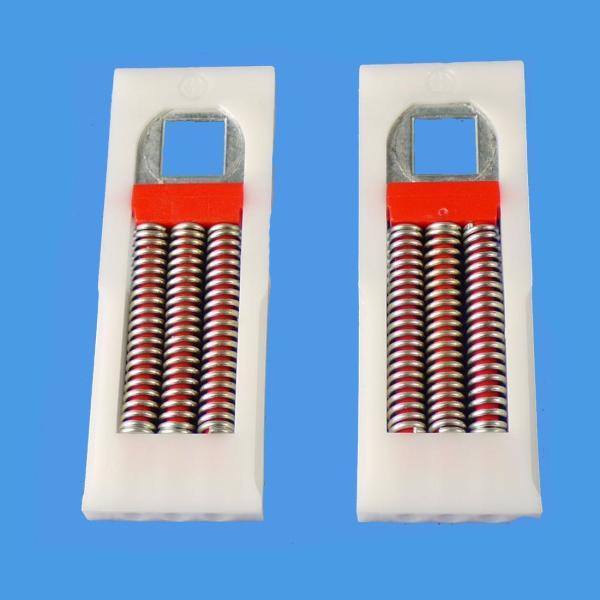 UPVC door handles spring