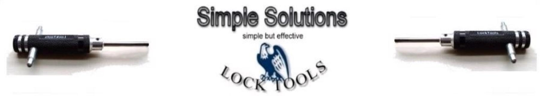 Lock Tools Image