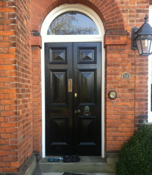 BS Insurance Approved Night latch Fitted Outside