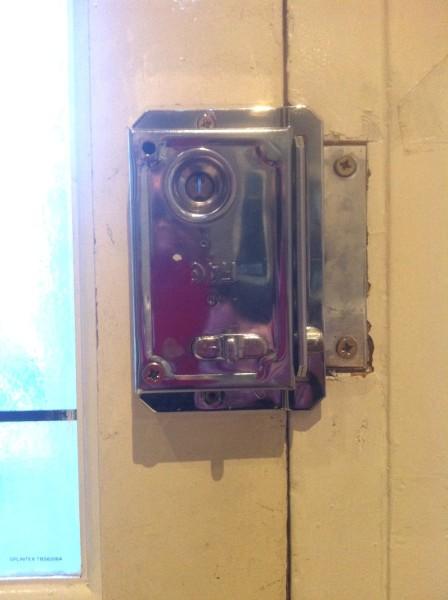 Unusual Lock part 2