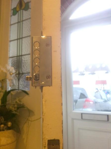 Unusual Lock part1