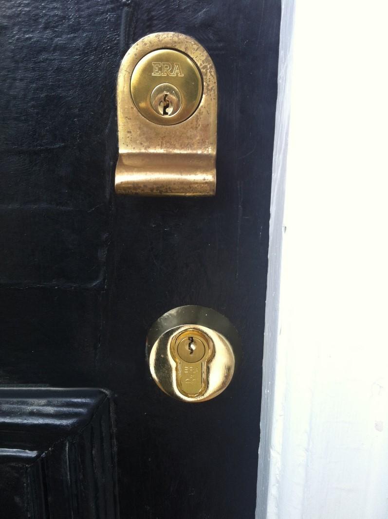 Keyed alike cylinder locks 1