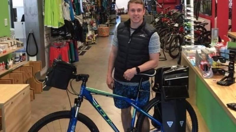 Jason Gotta Bike