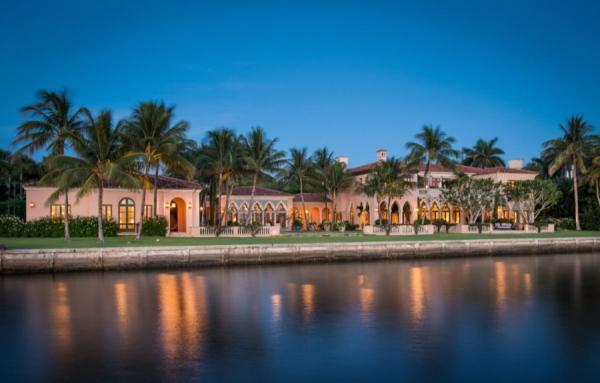 View Palm Beach Mansions