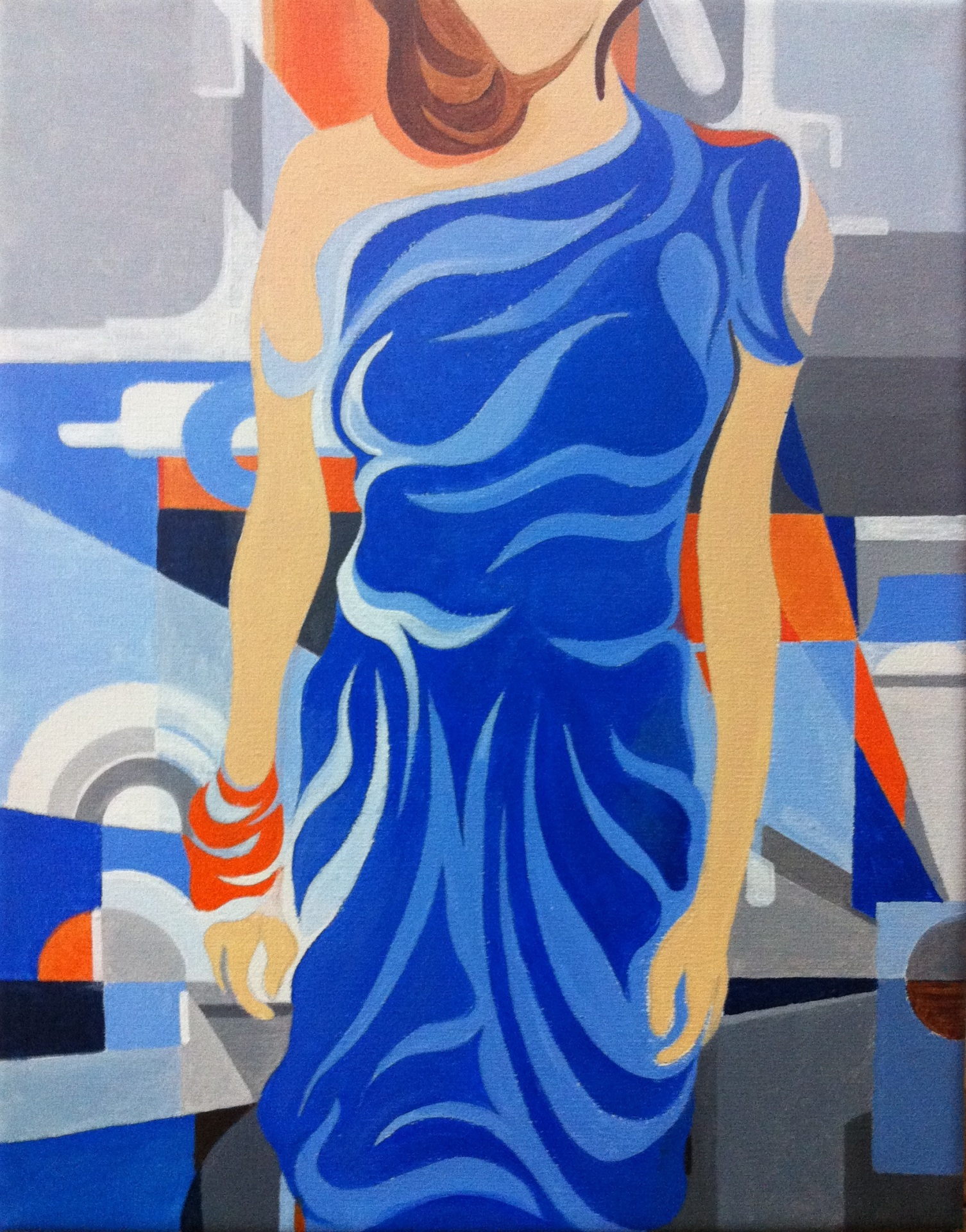 Untitled (The Blue Series)