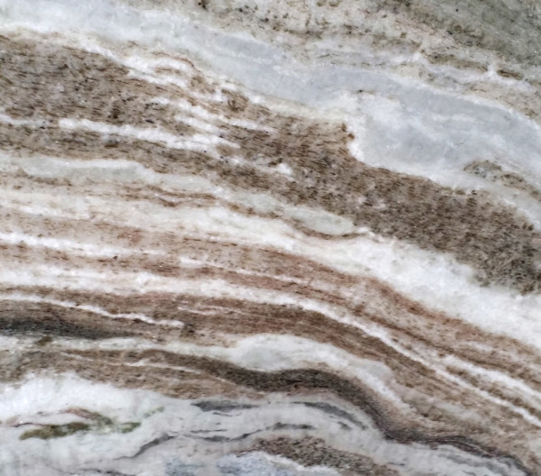 Fantasy Brown QUARTZITE