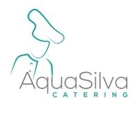 aqua silva catering logo