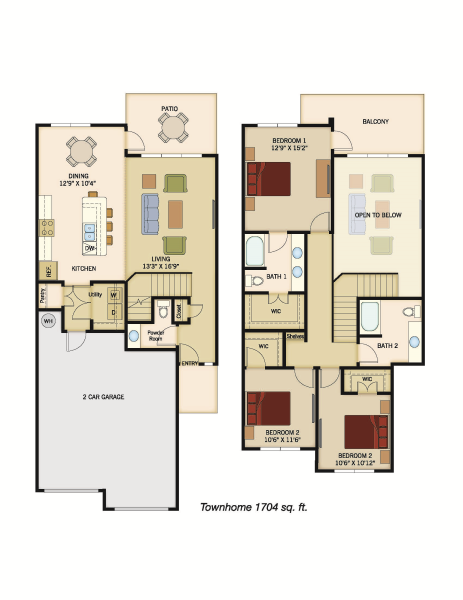Remarkable Townhomes Condos Duplexes For Rent Austin Tx By Austin Interior Design Ideas Gentotryabchikinfo