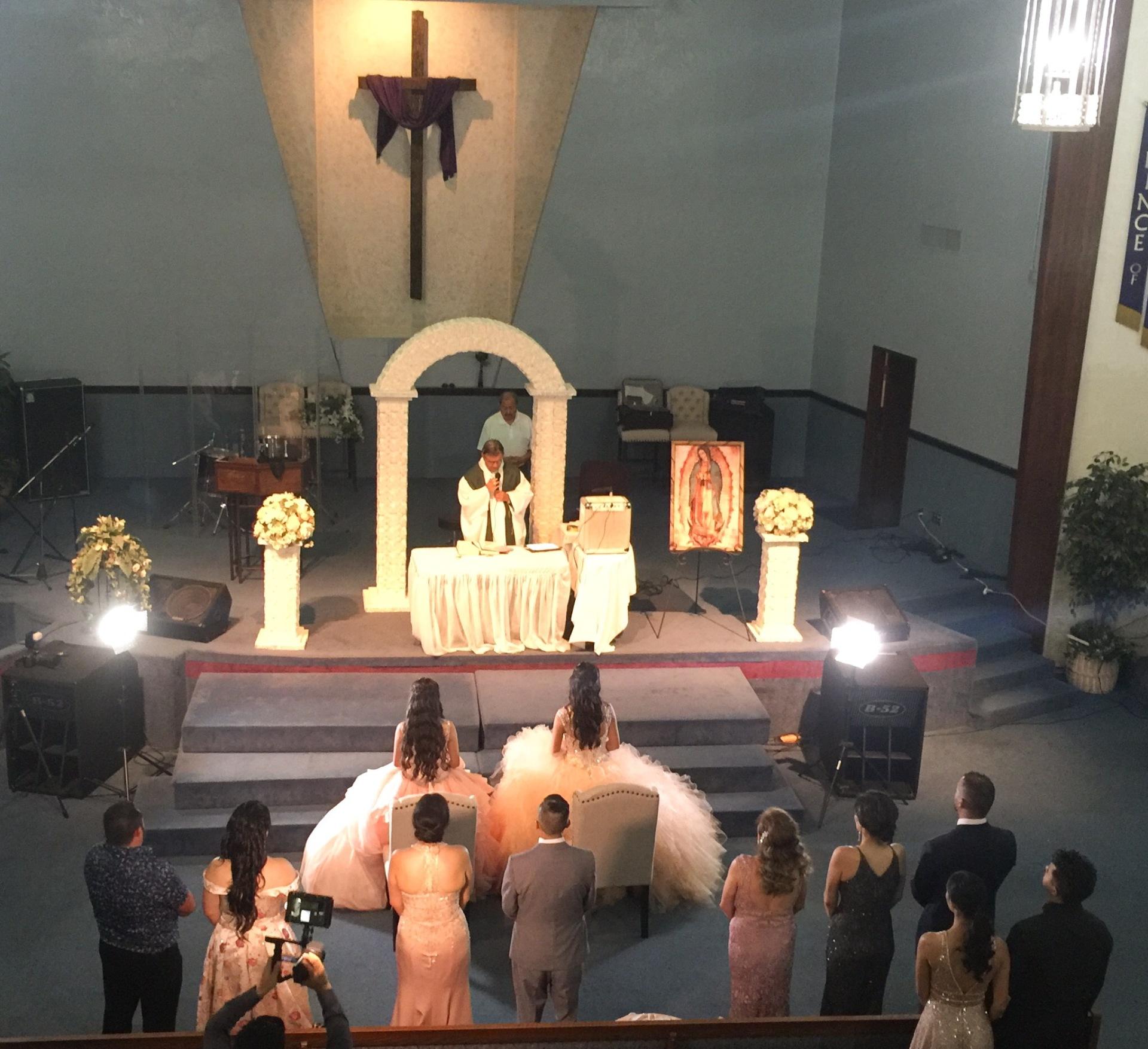 Religious Ceremony X2