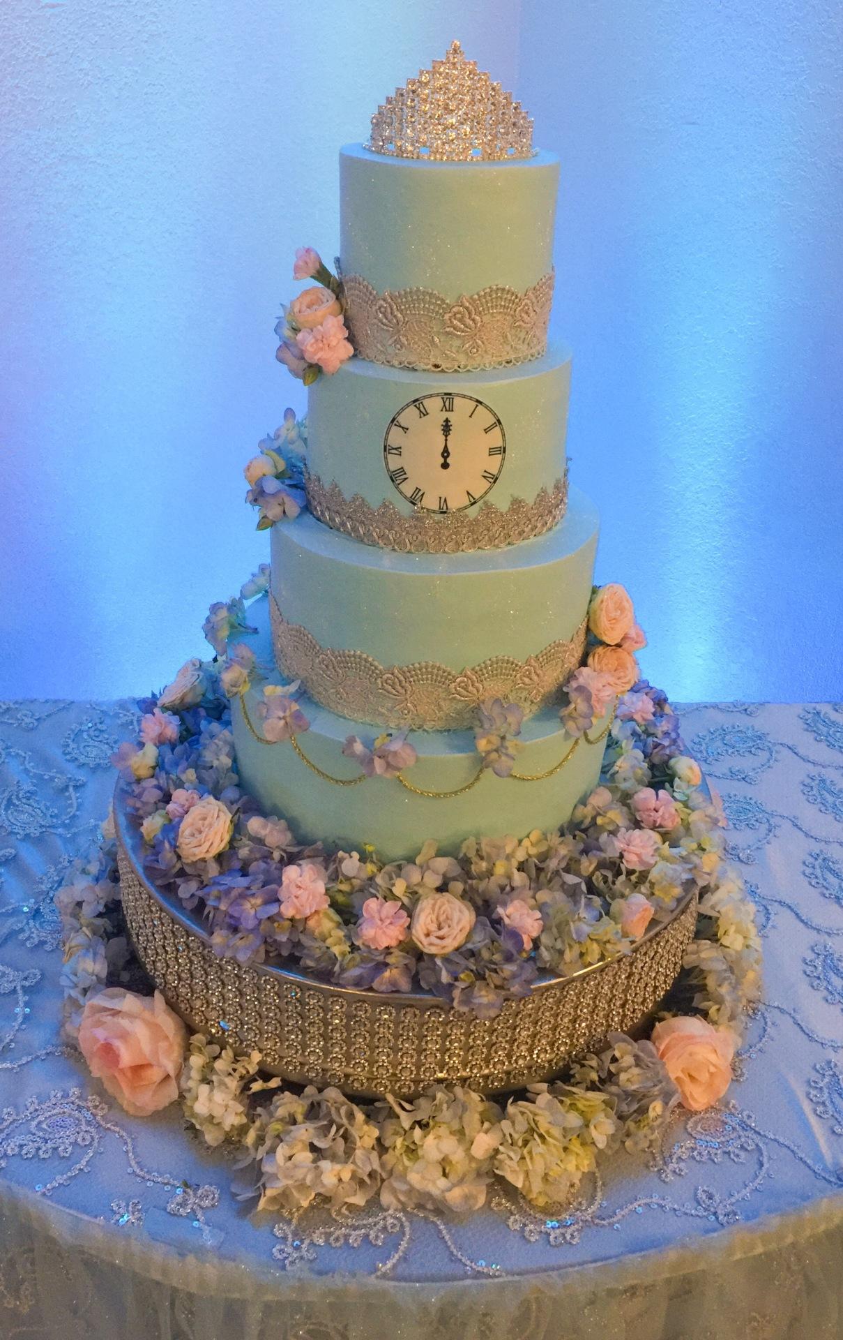Tic Toc Cake