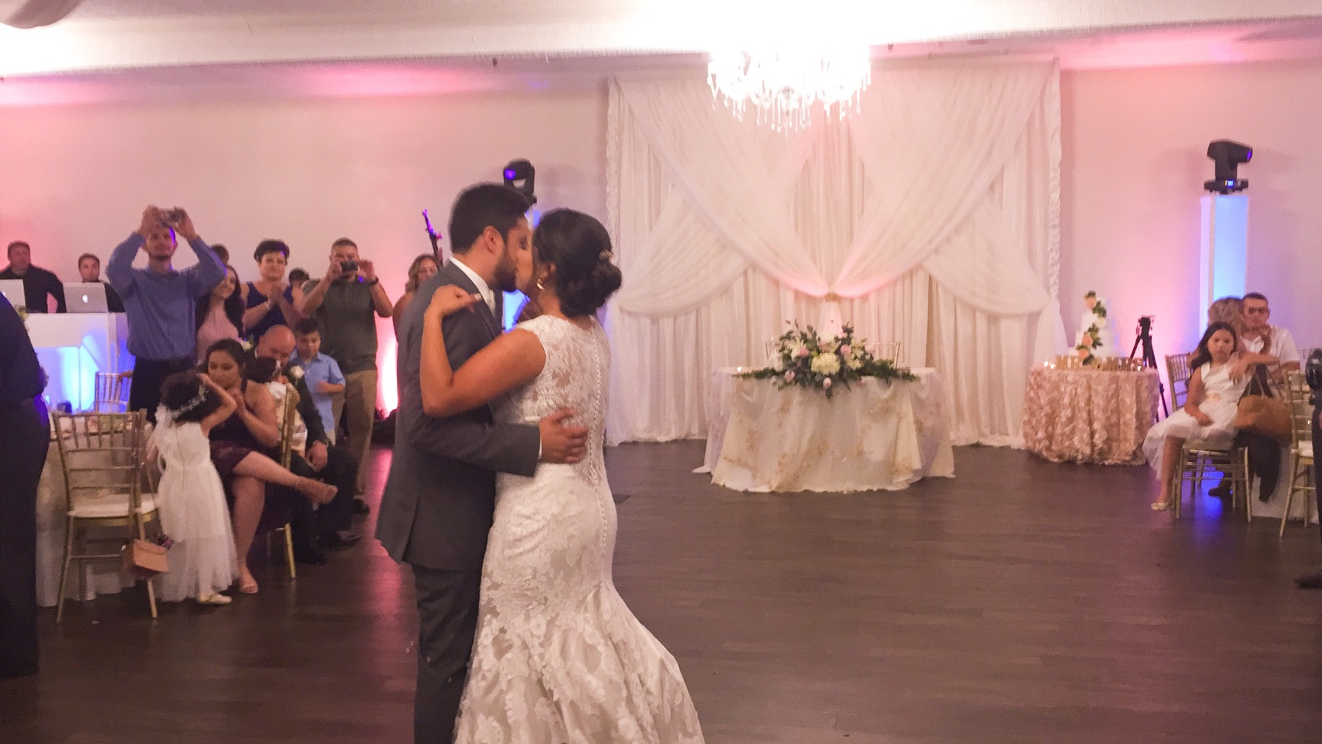 First Dance- Mr & Mrs Soltero