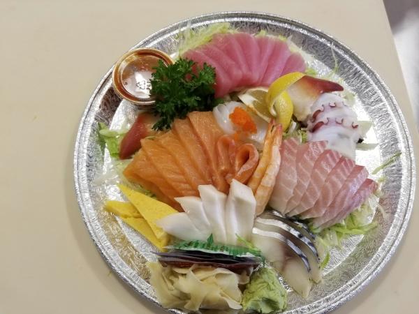 Sashimi Tray