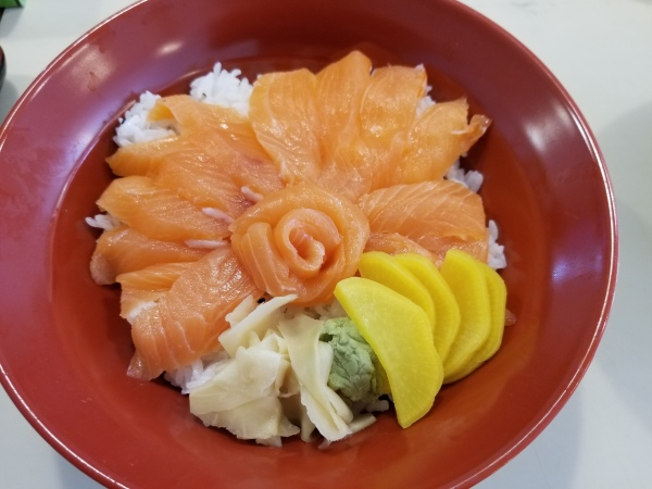 Salmon Donbur