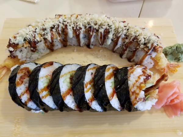 Spider Roll (Front)