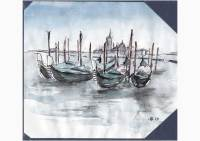 Watercolor sketch by Michaela Seidl