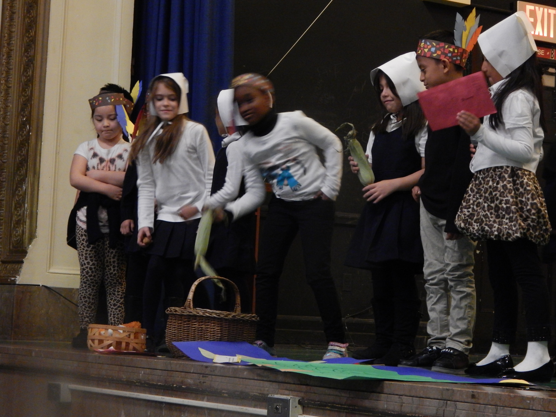 Second Grade Assembly