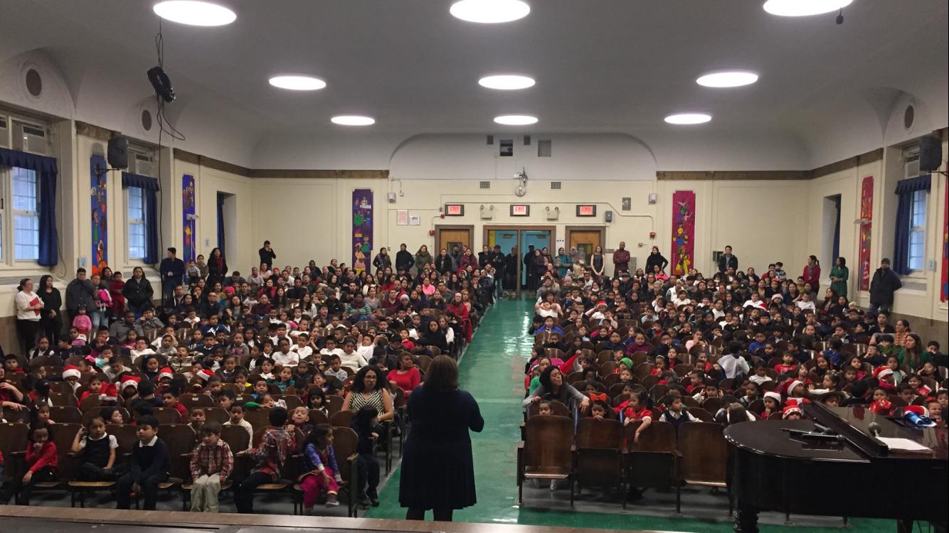 Kindergarten Assembly