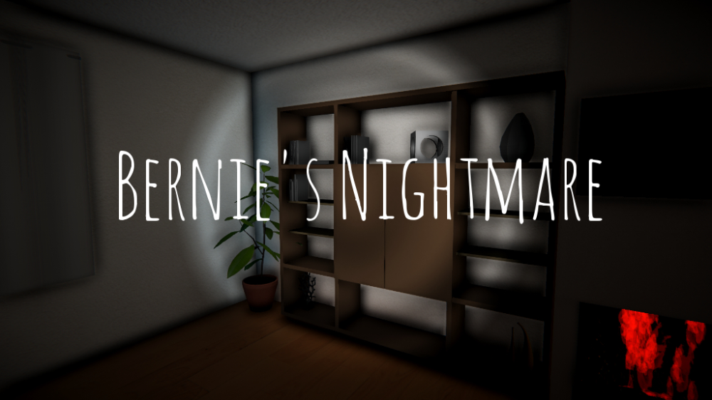 Bernie's Nightmare Update V5 Now on Steam!