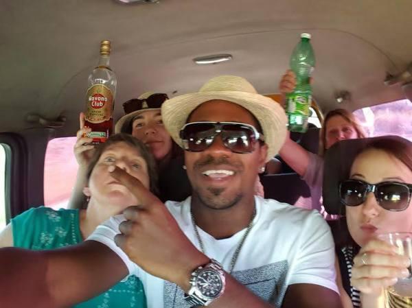 Cuban Rum!