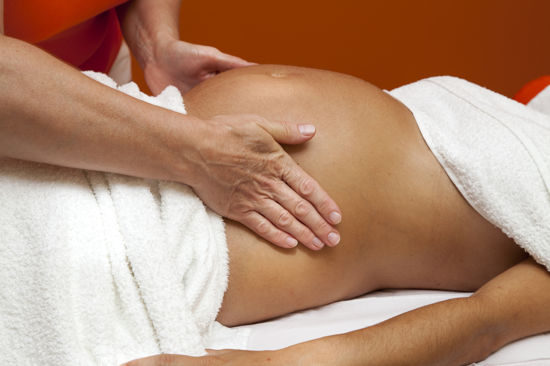 Expectant Mother Massage