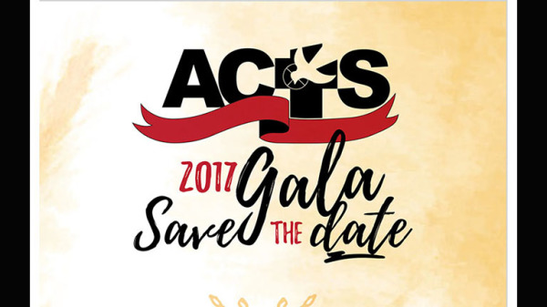 Gala ACTS 2017