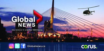 Global News Mural