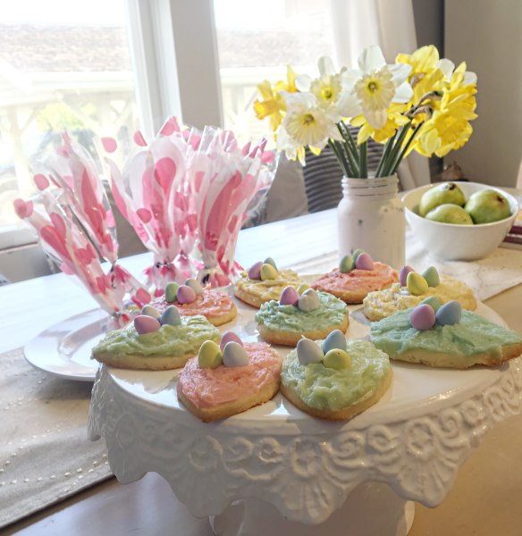 Easter Sugar Cookies!