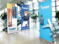 roller banners for exhibitions