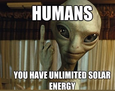 Harnessing The Sun- We Have Unlimited, Virtually Free Solar Energy People!