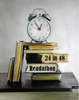 It's Time for the 24in48 Readathon!