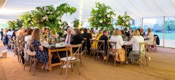 Picture of wedding catering Salibury, Wiltshire