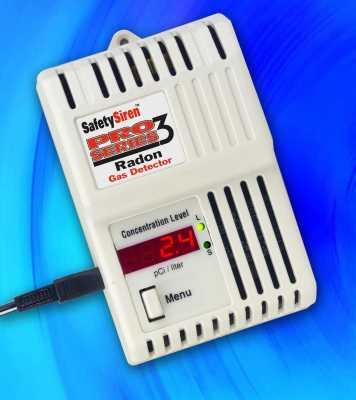 Pro Series 3 Radon