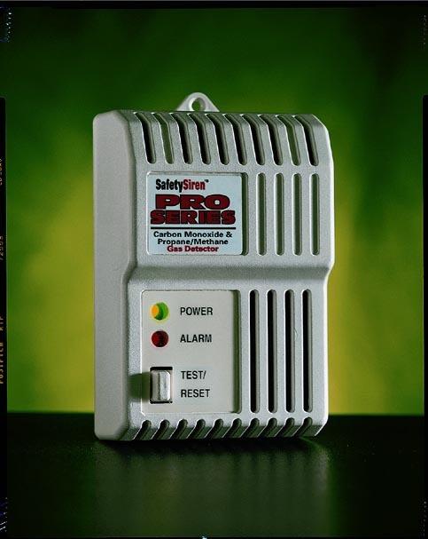 CG/CO Gas Detector