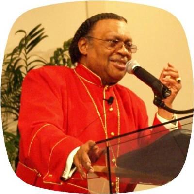 Bishop James H. Morton