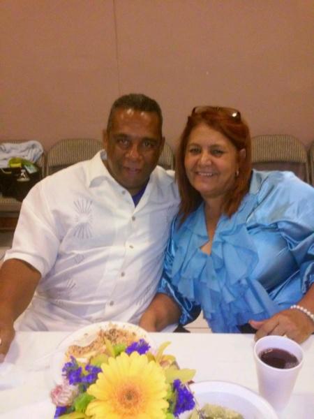 Pastors Ernesto and Nora Cuellar