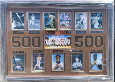 500 Home Run Hitters Collage