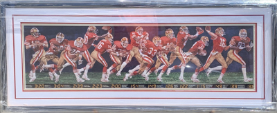 The Drive of the Decade S.B. 23 49ers