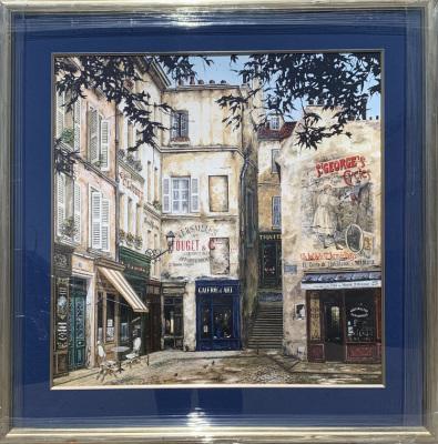 French Street Corner