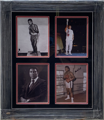 Muhammad Ali 4 Photo 8x10 Collage