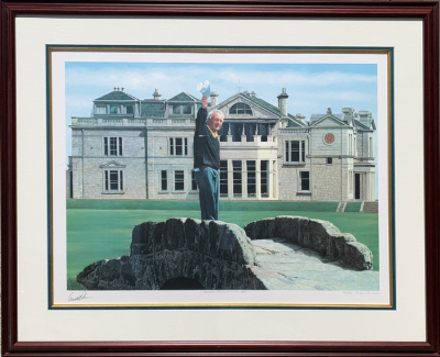 Arnold Palmers Farewell to the Open 446/500