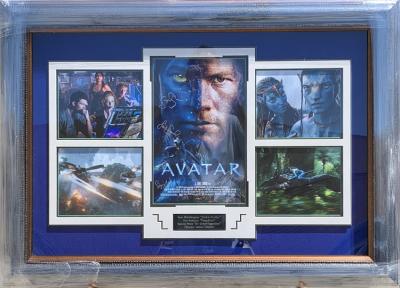 Avatar Collage Shadowbox