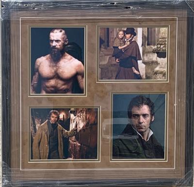 Hugh Jackman with 4  8x10's Collage