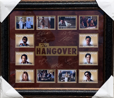The Hangover Laser Collage