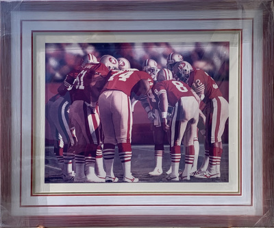 The Huddle with Steve Young  667/1000