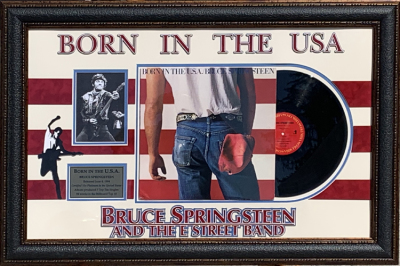 Bruce Springsteen Collage