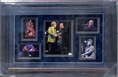 Elton John & Billy Joel Collage