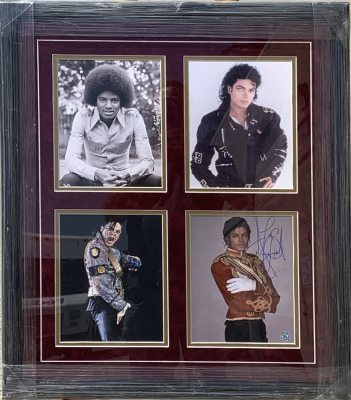 Michael Jackson 4 - 8x10 Photo Collage (#2)