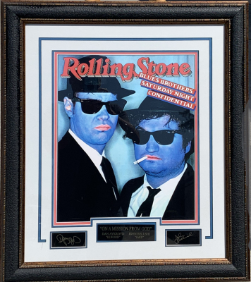 Rolling Stone Magazine Cover (#2) Blues Broithers